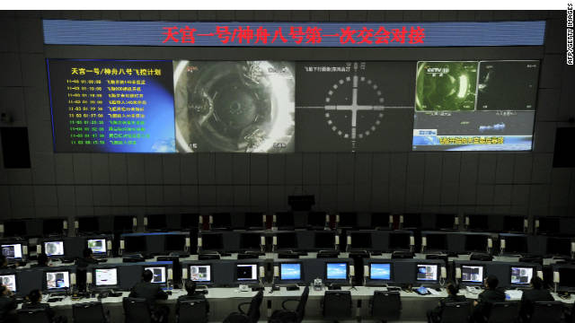 China: Docking mission 'complete success' after spacecraft lands