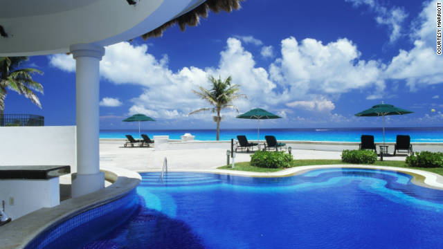 The JW Marriott Cancun Resort & Spa in Mexico is among the hotels offering deals on Black Friday and Cyber Monday.
