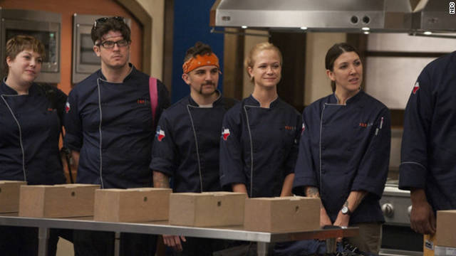 'Top Chef': Nothing better than a team challenge