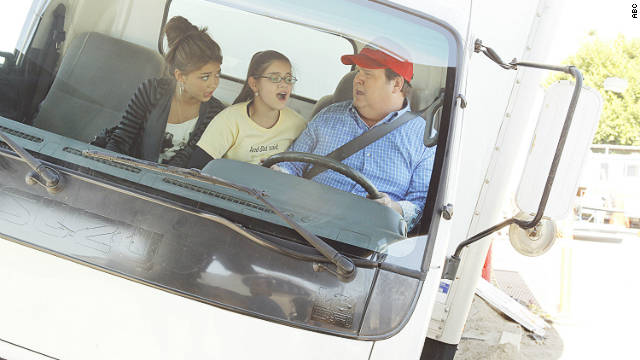 'Modern Family' keeps on truckin'
