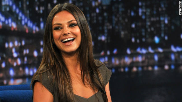 GQ&#039;s &#039;Knockout of the Year&#039;? Mila Kunis