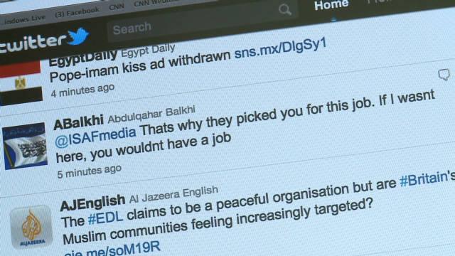 Twitter es el nuevo campo de batalla entre la Otan y el Talibán