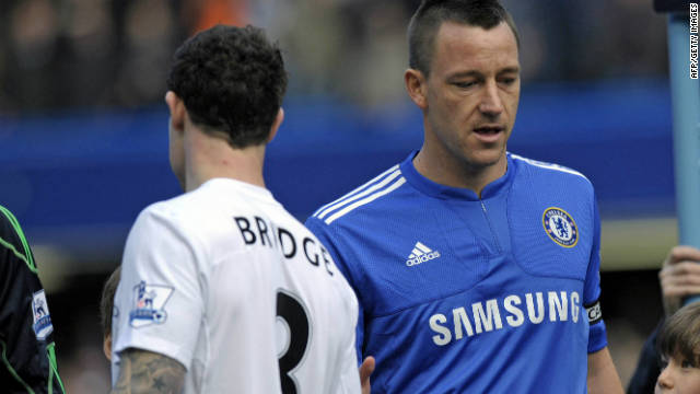 In 2010, when England captain John Terry, who is married, was reported to have slept with the partner of his former Chelsea teammate Wayne Bridge, Blatter responded: &quot;If this had happened in, let's say, Latin countries then I think he would have been applauded.&quot;