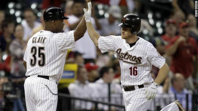 Houston Astros to switch leagues