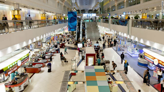 The 8 Germiest Places In The Mall Cnn Com