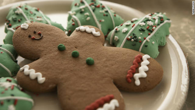 Breakfast buffet: National gingerbread day