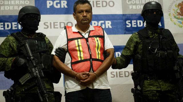"""Cae """"El Comandante Alemán"""", líder de Los Zetas en San Luis Potosí"""
