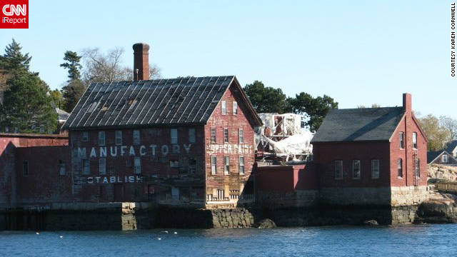 Karen Cornwell snapped a shot of The Old Paint Factory in Gloucester Harbor. &quot;The relaxing atmosphere of the Atlantic Ocean in Massachusetts is totally different than it is in the South. In my dreams, I retire there!&quot;