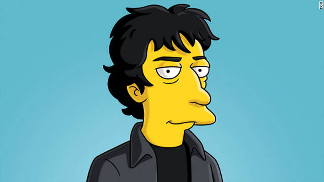 Neil Gaiman cranking out 'tween lit'? Only on 'The Simpsons'