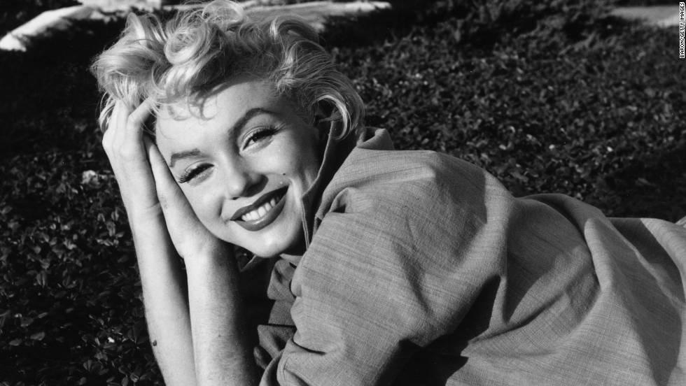 Marilyn Monroe (muerta el 5 de agosto 1962)