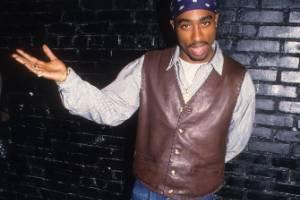 Tupac Shakur (muerto el 7 de septiembre 1996)