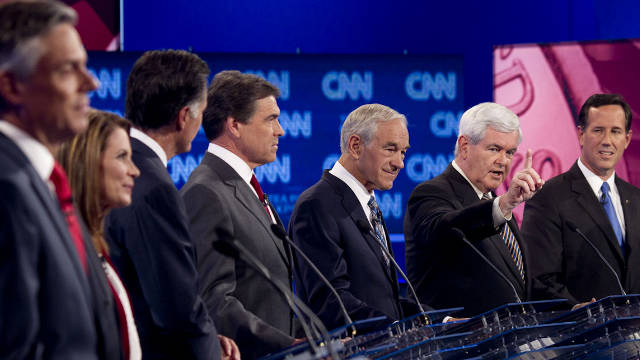 Lindsay: GOP candidates to debate foreign policy, again – Global ...
