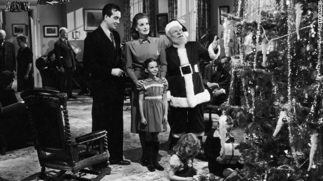 Wood's first starring role was as a child in &quot;Miracle on 34th Street&quot; in 1947.