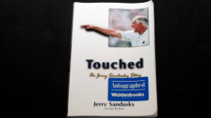 Jerry Sandusky\'s book Touched