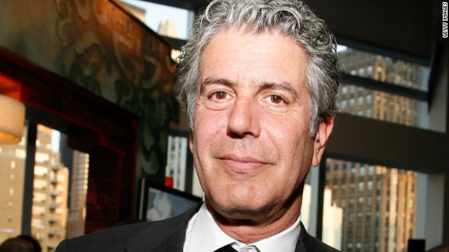 Anthony Bourdain: 'Layover' is actually useful