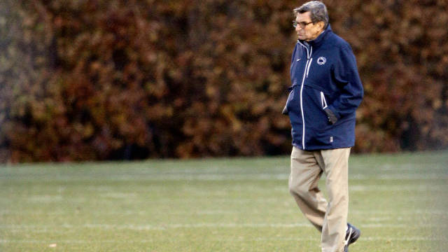 NCAA says it will examine how Penn State has handled scandal
