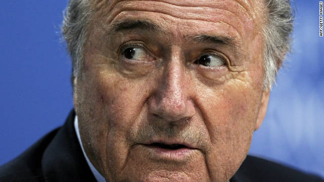 FIFA president Sepp Blatter announced changes to its ethics committee after a report into last year's corruption scandals.