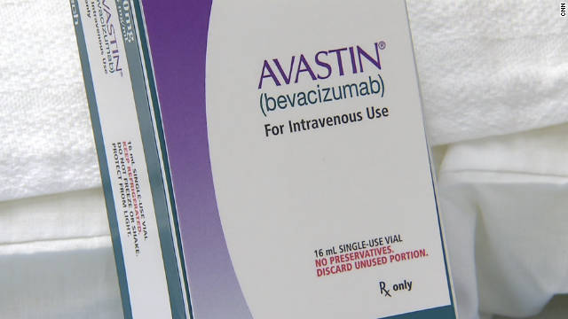 Studies suggest Avastin can help ovarian cancer patients