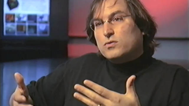 """El lado encantador y gruñón de Steve Jobs en una entrevista """"perdida"""""""