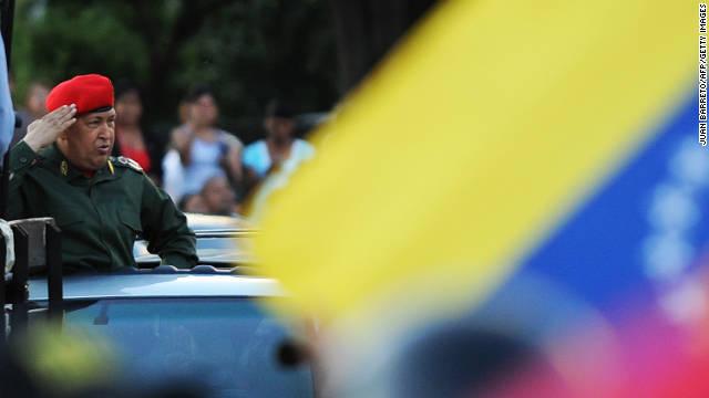 Venezuelan President Hugo Chávez, who has been battling cancer, leads an anti-U.S. government in Latin America.