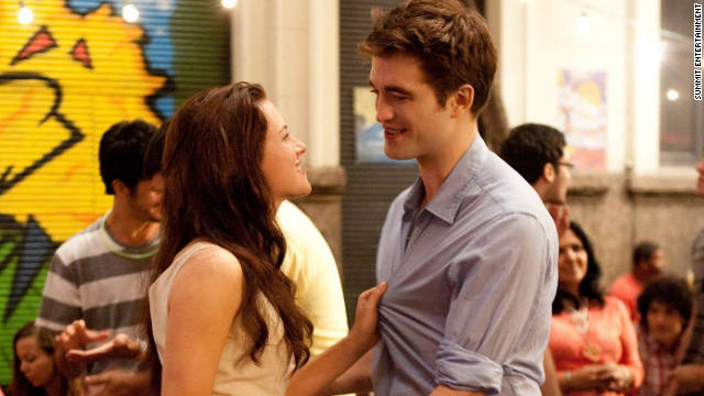 Does 'Breaking Dawn - Part I' cause seizures?
