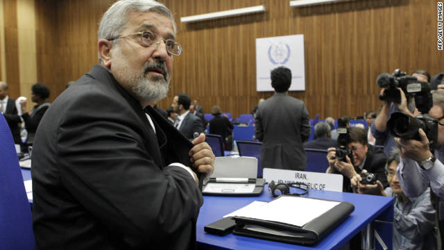 Iran's permanent envoy to the IAEA said that the allegations are fabricated and Iran will not succumb to international pressures.