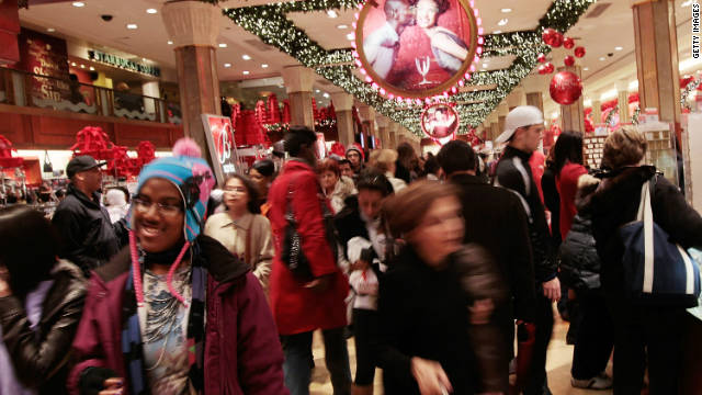Overheard on CNN.com: Black Friday is for suckers