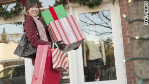 One-day holiday shopping plan