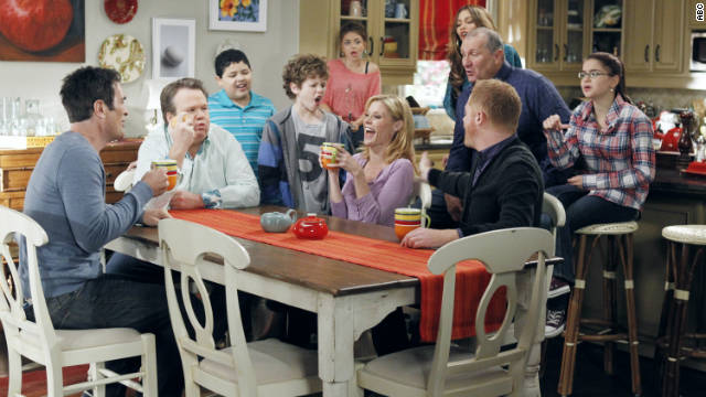 Wealthy viewers love 'Modern Family,' hate 'Cops'