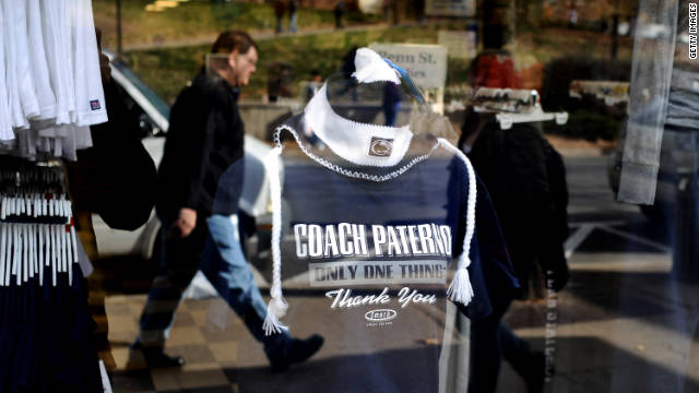 Penn State sports merchandising down 40%, experts say