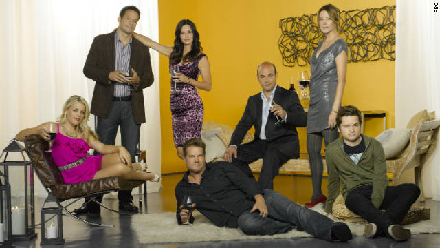 ABC announces midseason schedule, but where's 'Cougar Town'?