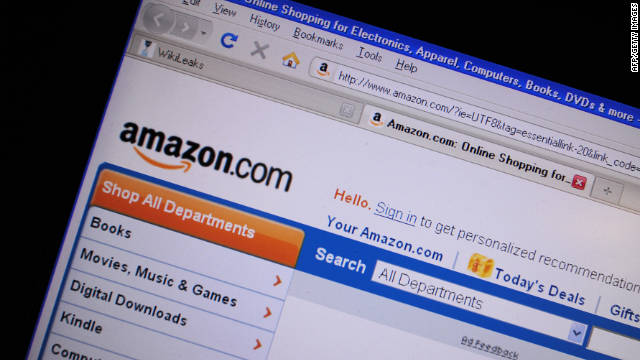 Amazon hopes that speed and convenience will be more important to consumers than lack of sales tax.