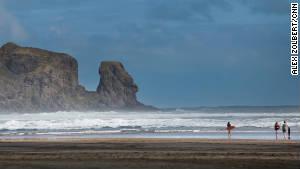 New Zealand rocks!