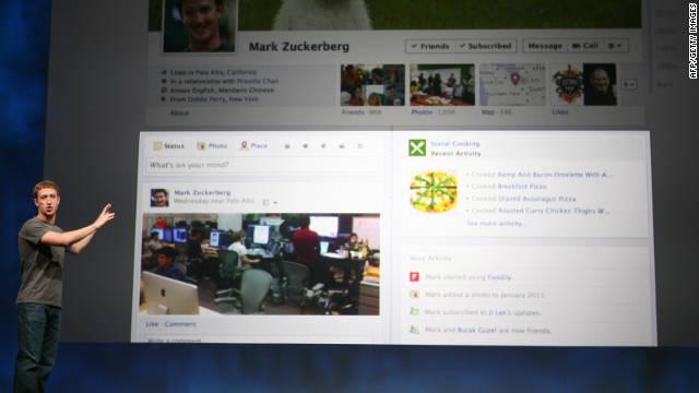 Facebook se rediseña para vender más 'historias patrocinadas'