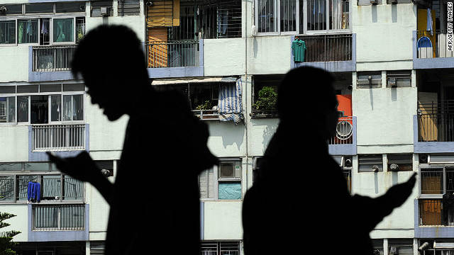 Hong Kong apartments where the occupant has met a violent death can sell at a 15-20% discount