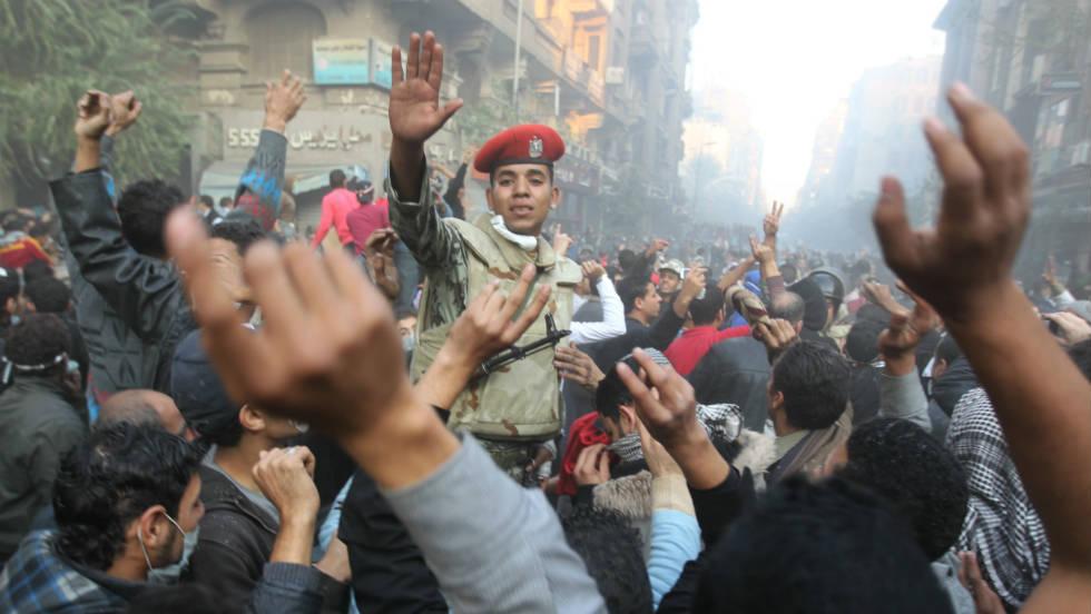 La revolución no termina en Egipto