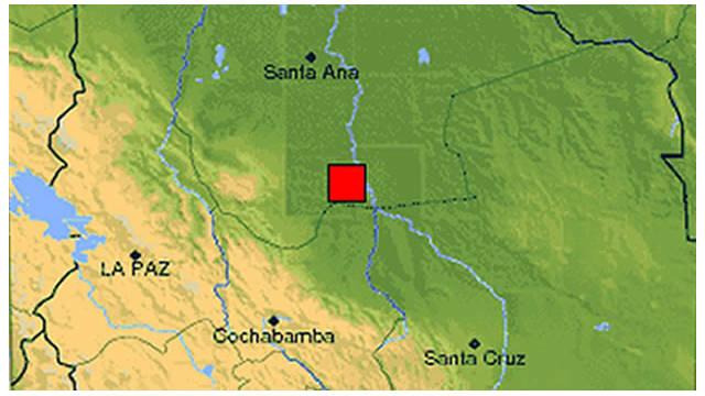 Sismo de magnitud 6.2 sacude a Bolivia