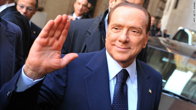 Ex-Italian PM Silvio Berlusconi sentenced to 4 years in prison