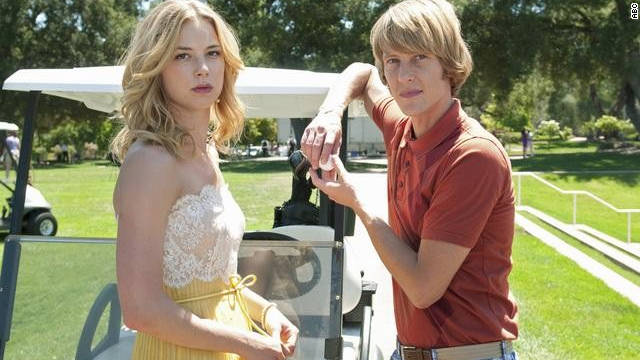 Emily VanCamp and Gabriel Mann star in ABC's