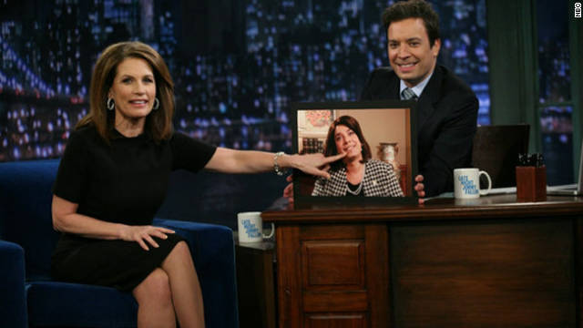 NBC apologizes to Bachmann over song