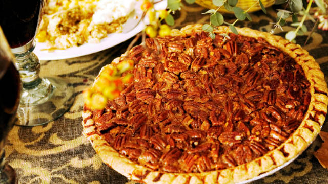 Nine pies on White House Thanksgiving menu