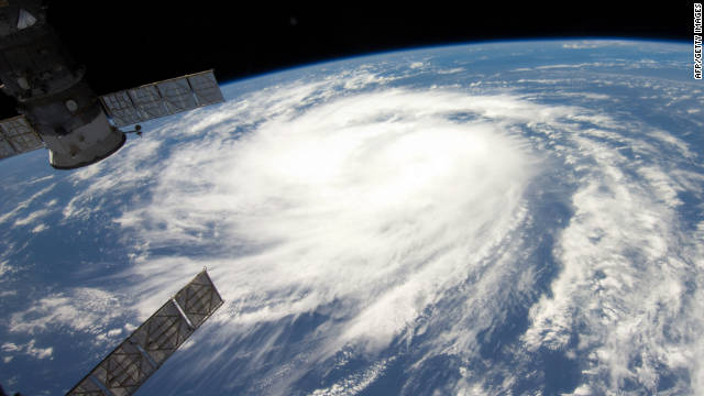 Debris may prompt space station astronauts to take shelter