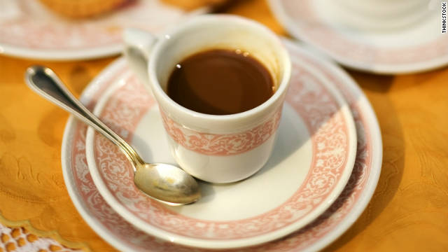 Breakfast buffet: National espresso day