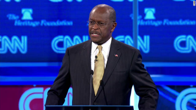 Opinion: Herman Cain undone by sex, not race