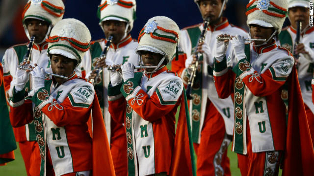 Opinion: What I learned on the field with the FAMU marching band