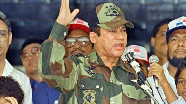 Manuel Noriega Sues Over 'Call of Duty' Video Game