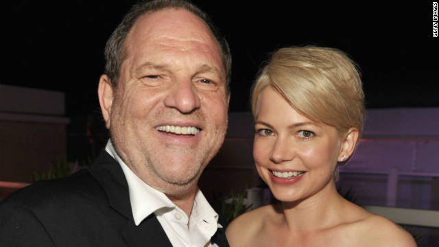 Harvey Weinstein on Michelle as 'Marilyn,' 'Rounders 2'