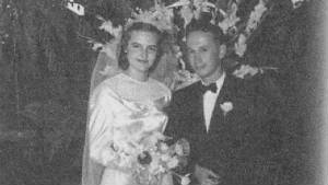 Fred and Nettie Craddock were high school sweethearts and are still together more than 50 years later.