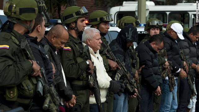 """El 86% de los mexicanos ve """"perdida la guerra contra el narco"""", según una encuesta"""