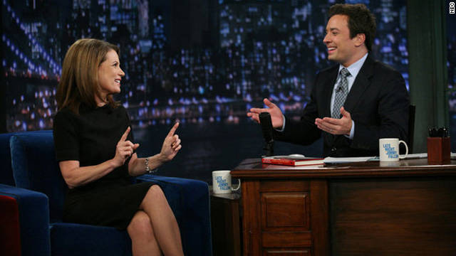 Jimmy Fallon had apologized on Twitter after Michelle Bachmann appeared on his
